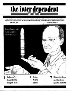 1983 article published by the United Nations Association regarding the promise of biotechnology. By Michael L. Riordan. Riordan founded Gilead Sciences in 1987. http://www.slideshare.net/MurrayHillCast/biotech-and-the-fight-against-famine-by-michael-l-riordan