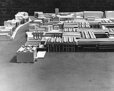venice-hospital-le-corbusier | Images via: dipfifth | Fondation Le Corbusier |  via socks :)