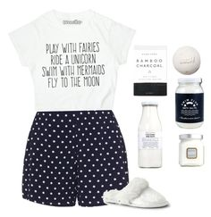 """""""Untitled #462"""" by msb-11111 ❤ liked on Polyvore featuring Zizzi, Rituals, Laura Mercier, Herbivore and Lands' End"""
