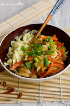Five Spices Chicken Noodles