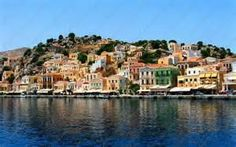 Symi Greece - Bing Images