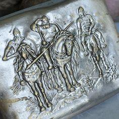 vintage cigarette case...       Jun 04 by CoolVintage on Etsy, $25.50