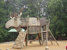 Wildpark in Schweinfurt, Germany was a big Hit