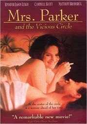Jennifer Jason Leigh in Mrs. Parker and the Vicious Circle