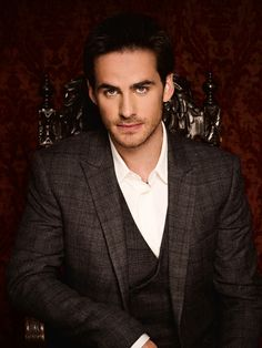 I love Colin O'Donoghue as Hook in ONCE UPON A TIME. He's a likely candidate for some future hero of mine. ;-)
