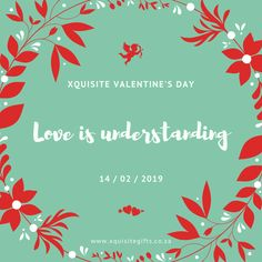 Love is understanding. Valentine Day Love