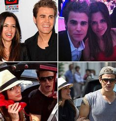 Paul Wesley and Torrey DeVitto: A Summer of Love (PHOTOS)
