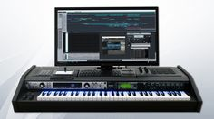 KAMI XL Keyboard Production Station (Windows) - Music Computing | ADVANCED PRODUCTS FOR BUSINESS AND MEDIA