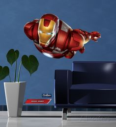 Iron Man curtains For OurSons Room Pinterest Iron Door