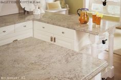 """…and speaking of kitchens: I got a comment from a reader named Claire the other day that inspired a series of posts about my favorite countertops. Her comment read: """"After reading this post last night, I thought about your counter top decision and your style all day. What kind of countertops do you like? I …"""