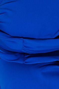 Heidi Klein - Lisbon Push-up Bikini Top - Bright blue - medium