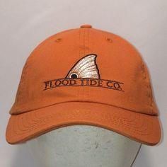 Vintage Fishing Hat Orange Brown Flood Tide Baseball Cap Cool Sports Caps For Men Dad Hat Gift Fishing Hats, Sports Caps, Vintage Fishing, Orange Brown, Mens Caps, Baseball Caps, Dad Hats, Winter Hats, How To Wear