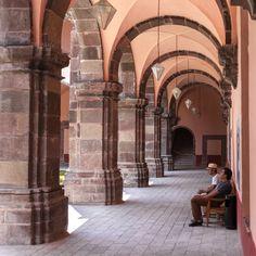 """See: Centro Cultural Ignacio Ramírez """"El Nigromante,"""" San Miguel de Allende, Mexico"""