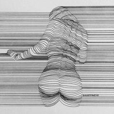 Unusual drawing works by Nester Formentera Artist instagram.com/aartfinesse