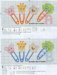 Cross Stitch Owl, Cross Stitch For Kids, Cross Stitch Cards, Cross Stitch Animals, Counted Cross Stitch Patterns, Cross Stitching, Baby Embroidery, Cross Stitch Embroidery, Broderie Simple