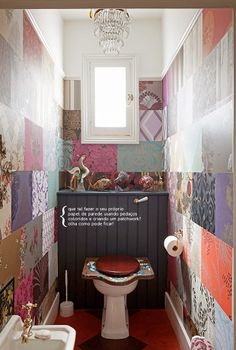 1000 images about quirky bathrooms on pinterest quirky for Quirky bathroom designs