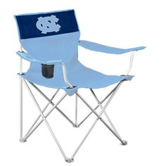 NCAA North Carolina Tar Heels Canvas Chair