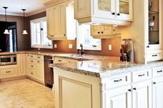 ATL Granite offers modern luxury kitchen granite countertop