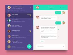 Simple Chat Module