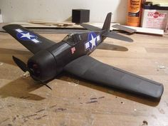 Free plans + build log - F6F Hellcat (Rev C plans released!) - RC Groups