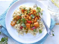 Karrigryte på Kjøttfri Mandag Vegetarian Food, Risotto, Ethnic Recipes, Veggie Food, Vegetarian Meals, Vegetarian Wedding Food, Vegan Meals, Vegan Food