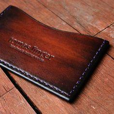 Kožené peněženky pánské - Pouzdro pro iPhone z kůže - Pěněženky z kůže české výroby