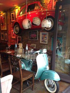 RETRO BAR IDEA RETRO BAR IDEA Related posts: 42 diy outdoor bar idea, enjoy your cocktails 16 Barn converted into a bar.