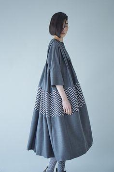 mountain roof - a/w–clothes | minä perhonen