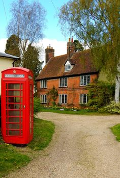 Braughing, Hertfordshire, England, UK my home village England Uk, London England, Telephone Booth, Vintage Telephone, House Viewing, Uk Holidays, St Albans, Great Britain, Old Town