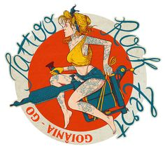 Tattoo Rock Fest by Bicicleta Sem Freio, via Flickr