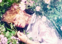 """'Her' Concept Photo """"O"""" Version. #Photo #Teaser #Her #JIMIN #BTS #Love_Yourself ▒▒▒☆彡 pinterest: @paawnny"""