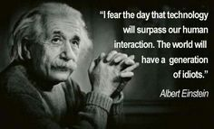 Albert Einstein Technology Quotes Albert Einstein Technology Quote Quotes Of Albert Einstein Digital