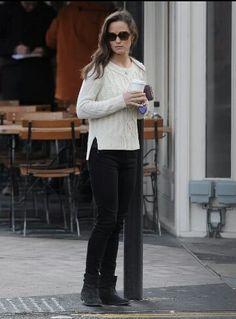 Pippa Middleton indossa una maglia stefanel!