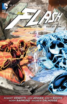 The Flash Vol. 6 Out Of Time (The New by Van Jensen, available at Book Depository with free delivery worldwide. Blue Lantern, Green Lantern Corps, Brett Booth, Ving Rhames, O Flash, Wally West, By Any Means Necessary, New 52, Penguin Random House