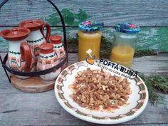 Romanian Food, Acai Bowl, Cheese, Breakfast, Acai Berry Bowl, Morning Coffee
