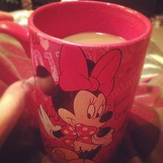 minnie mouse mug/cup