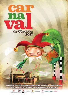 Resultado de imagen de cartel fiestas y feria cordoba 2017