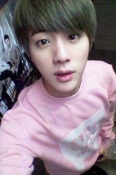 BTS twitter update 26.5.2015 -----------추억의 아이스크림폰 화질