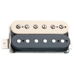 Seymour Duncan SH-1 59 Model Neck Pickup Zebra Get Vintage-Correct Late 50s Humbucker sound with the SH-1 59 Model neck pickup from legendary manufacturer Seymour Duncan. This pickup comes in zebra. (Barcode EAN=0800315000647) http://www.MightGet.com/january-2017-11/seymour-duncan-sh-1-59-model-neck-pickup-zebra.asp