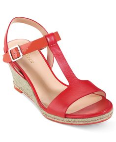 2a0bcecadea Cole Haan Women s Elizabeth Wedges   Reviews - Shoes - Macy s