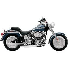 ESCAPAMENTO MEAN MOTHERS™ STAGGERED PARA SOFTAIL - LCS Trading, LLC
