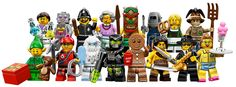 71002 LEGO® Minifigures, Series 11