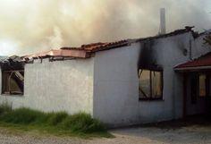 Αίγιο Κάηκε ολοσχερώς η ταβέρνα Μαγκλάρα στην παραλία Διγελιωτίκων - BEST News