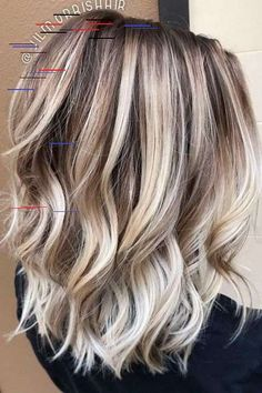 Ashy Brown Hair Color 7617 32 Best ash Blonde Hair with Dark Lowlights Hot Hair Colors, Ombre Hair Color, Hair Color Balayage, Blonde Color, Hair Highlights, Short Balayage, Blonde Ombre, Brown Balayage, Color Highlights