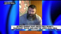 WATCH: Former Marine Posts Warning From Iraq After Travel Ban Uproar