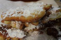 VanHook & Co.: Funnel Cake Recipe
