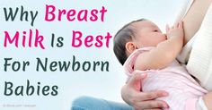The Amazing Benefits of Breastfeeding