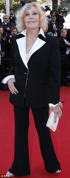 US actress Kim Novak