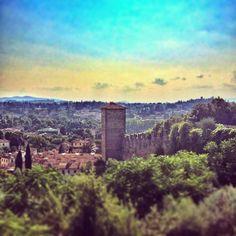 Torre….Giardino di Boboli, Firenze