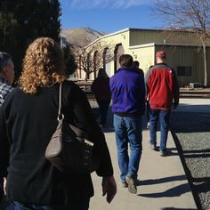 Being walked to annex Nevada State, Carson City, Annex, Museum, Instagram, Museums